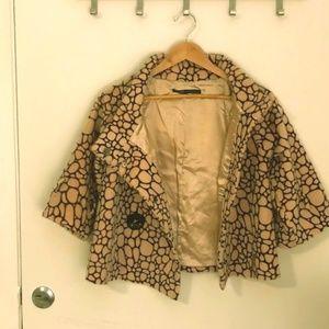 Marc Jacobs Wool Peacoat